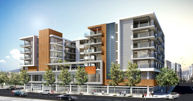 Construction Starts On 45m Mixed Use Project In East Village San Go Business Journal