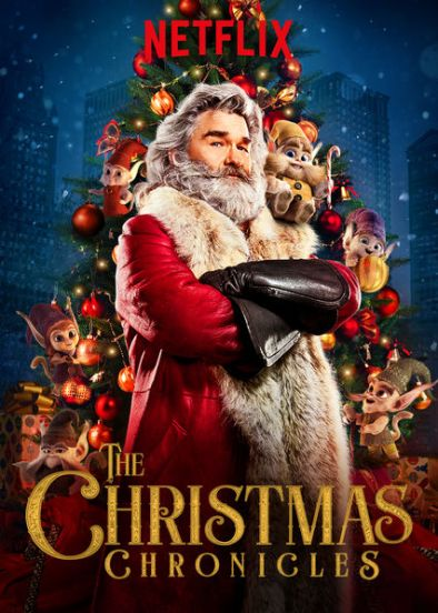 Image result for The Christmas Chronicles