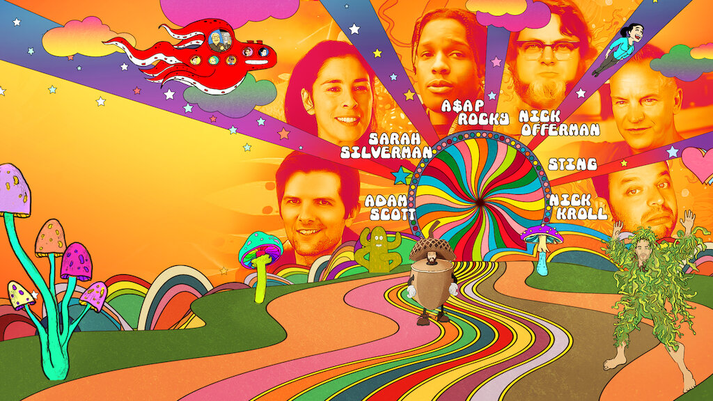 Have a Good Trip: Adventures in Psychedelics   Site Oficial da Netflix