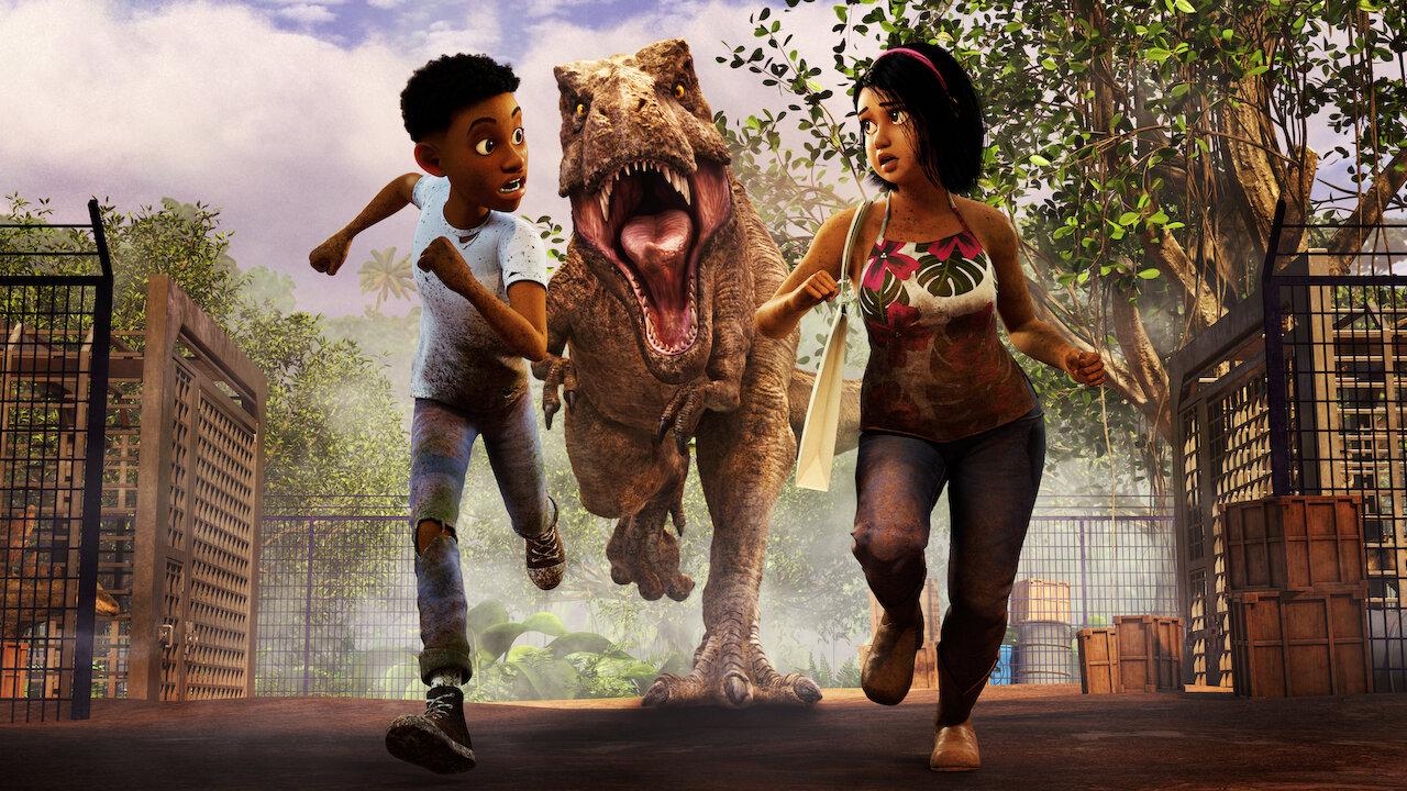 Jurassic World: Campamento Cretácico   Sitio oficial de Netflix