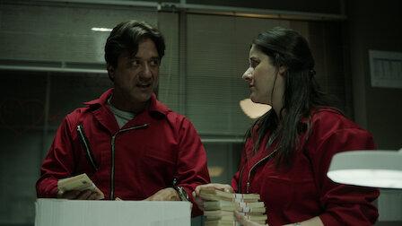 La Casa Di Carta Sito Ufficiale Netflix