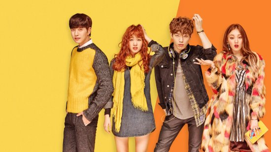 Cheese in the Trap | Netflix