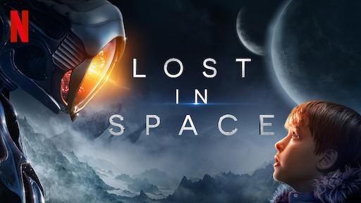 Risultati immagini per lost in space netflix