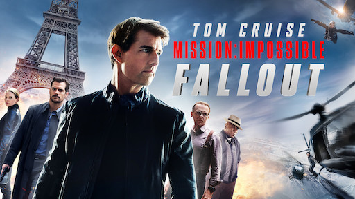 Mission Impossible Fallout Netflix