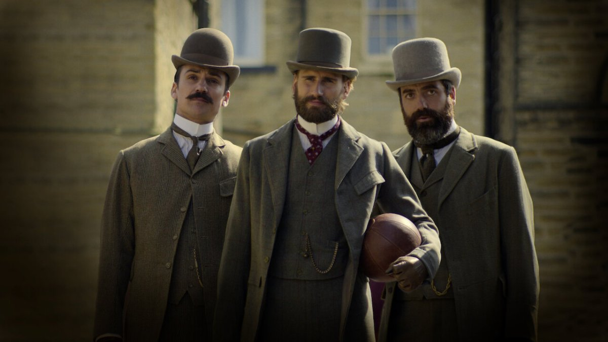 The English Game | Netflix Official Site