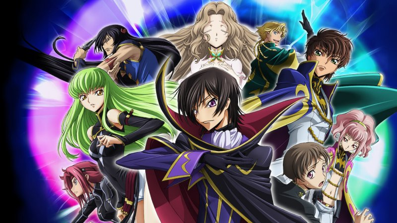 Code Geass: Lelouch of the Rebellion | Netflix
