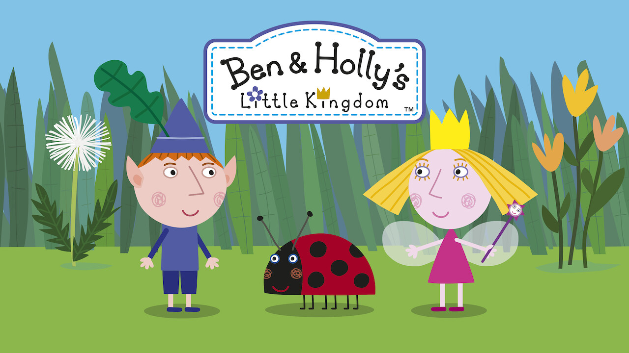 Is Ben Holly S Little Kingdom Available To Watch On Canadian Netflix New On Netflix Canada
