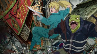 Dorohedoro action anime