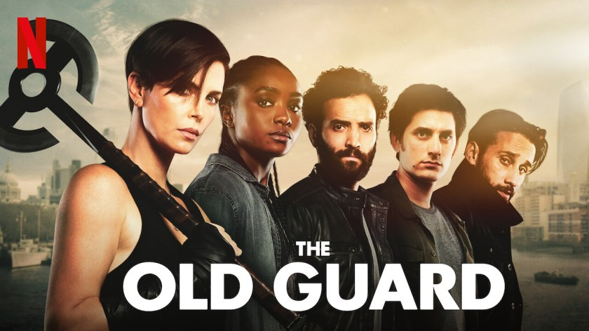 the old guard (2020) netflix
