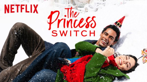 Vanessa Hudgens in The Princess Switch recensie op Netflix België