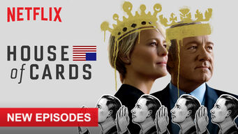 House of Cards, Season 5 logo