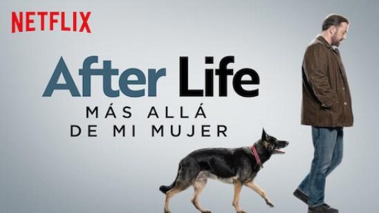 After Life: Más allá de mi mujer | Sitio oficial de Netflix