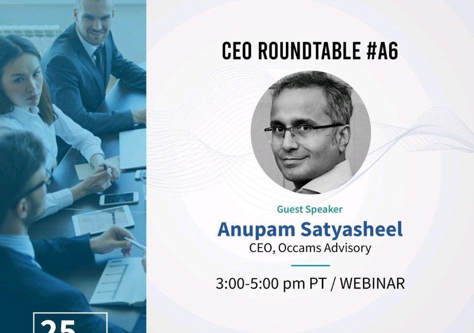 Advantary CEO Roundtable Series