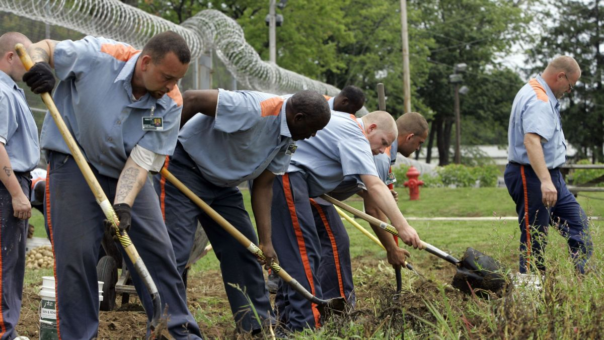 U.S. companies make a killing off prison labor