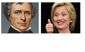 Buchanan-Hillary Clinton