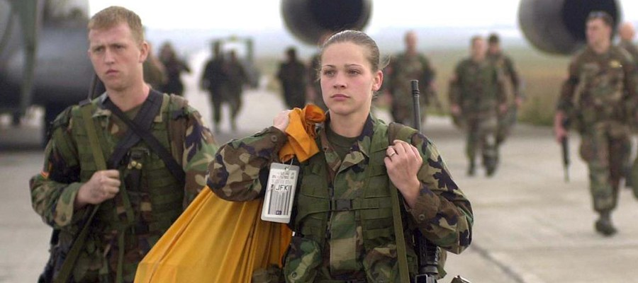 Gender issues in the military