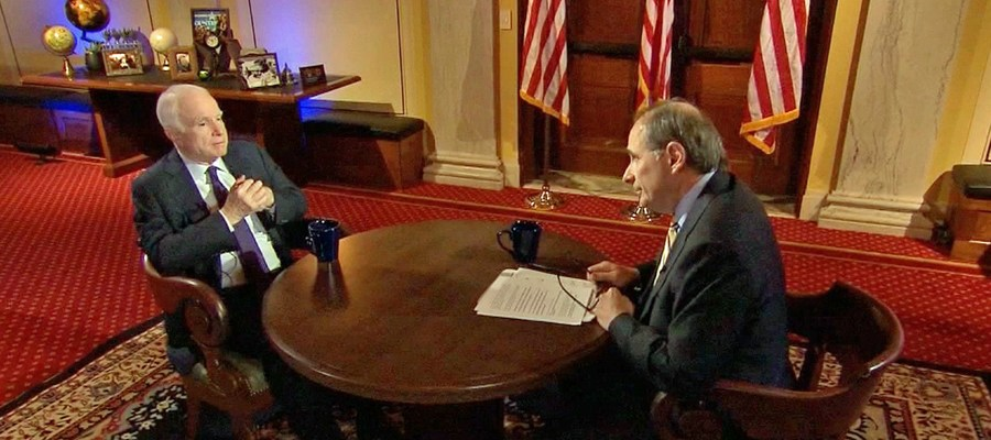 David Axelrod - John McCain
