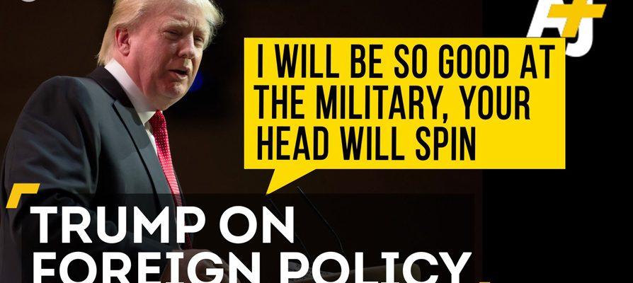 Image result for Trump Doctrine