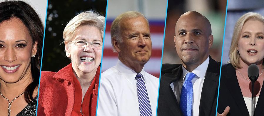 Five Candidates