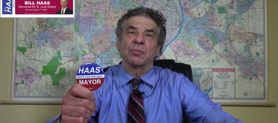Haas for Mayor