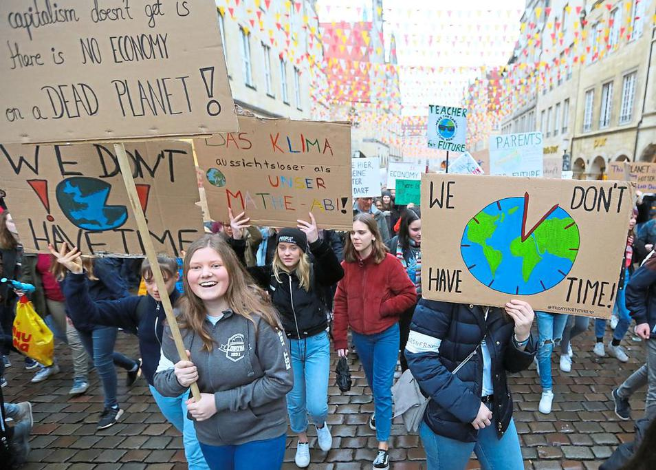 15-year-old Swedish student sparks international Fridays for Future movement