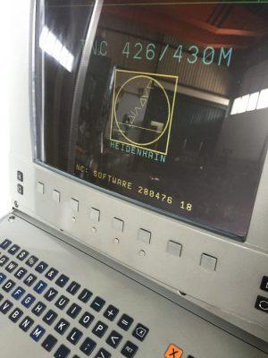 Machining Center Deckel Maho DMC 63V
