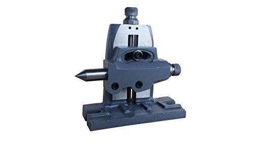 Cabeçote móvel de altura ajustavél/inclinavél para prato divisor