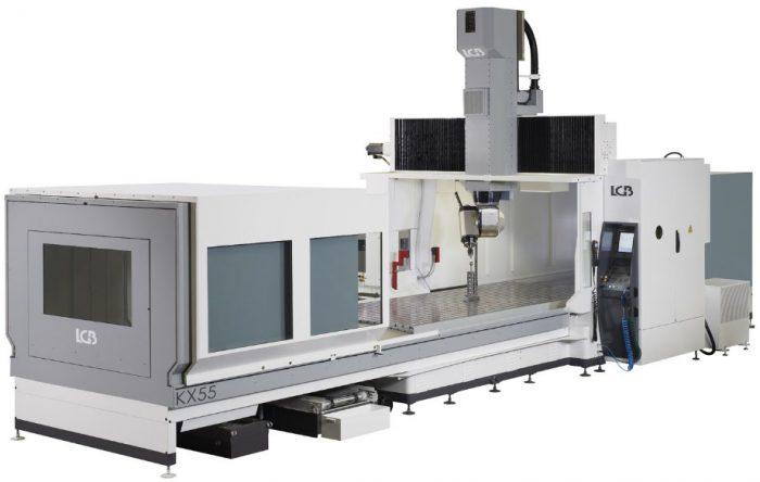 [:pt]Centro de maquinação de 5 eixos KX40 Five3[:]