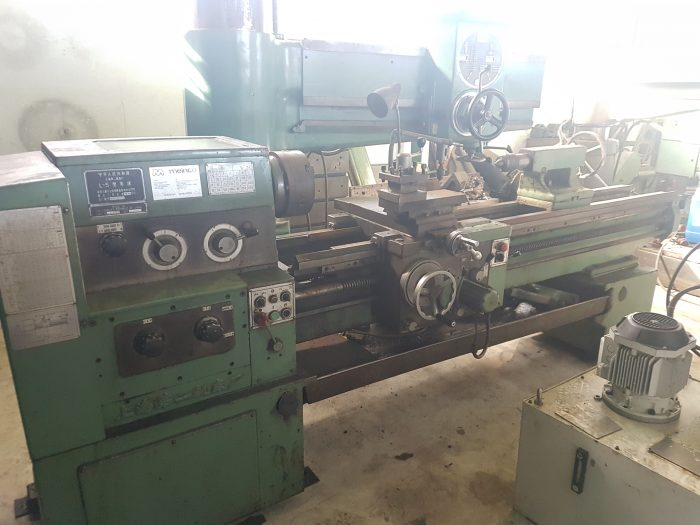 [:pt]Torno mecânico Meinco[:en]Mechanical Lathe Meinco[:]