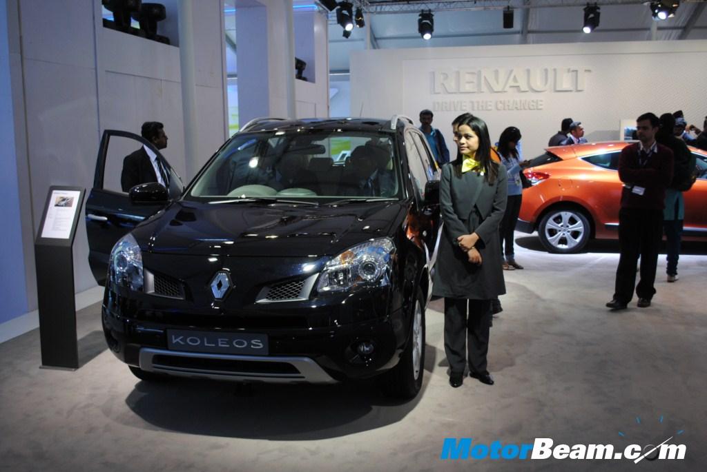 Renault Koleos 2011