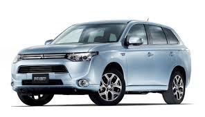 Le design du Mitsubishi Outlander PHEV