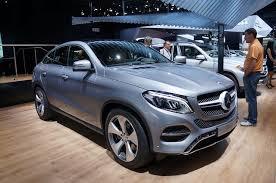 Pour Juillet : Mercedes GLE Coupé
