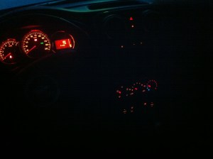 Apprendre à conduire de nuit