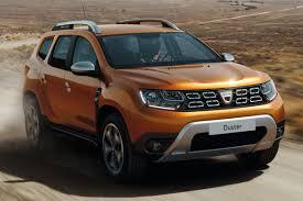 Le Dacia Duster