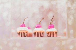 Victoria Secret PINK party houston event planner edible glitter
