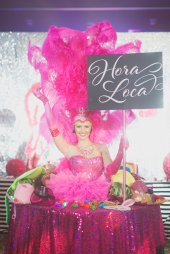 hora loca strolling table houston event planner luxury