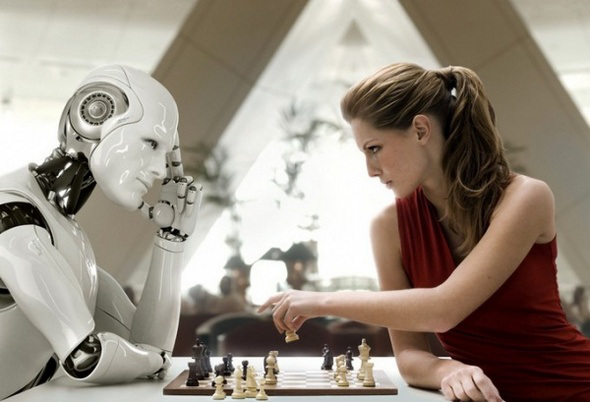 May be, People will Prefer Robots for Human Lovers in Future…