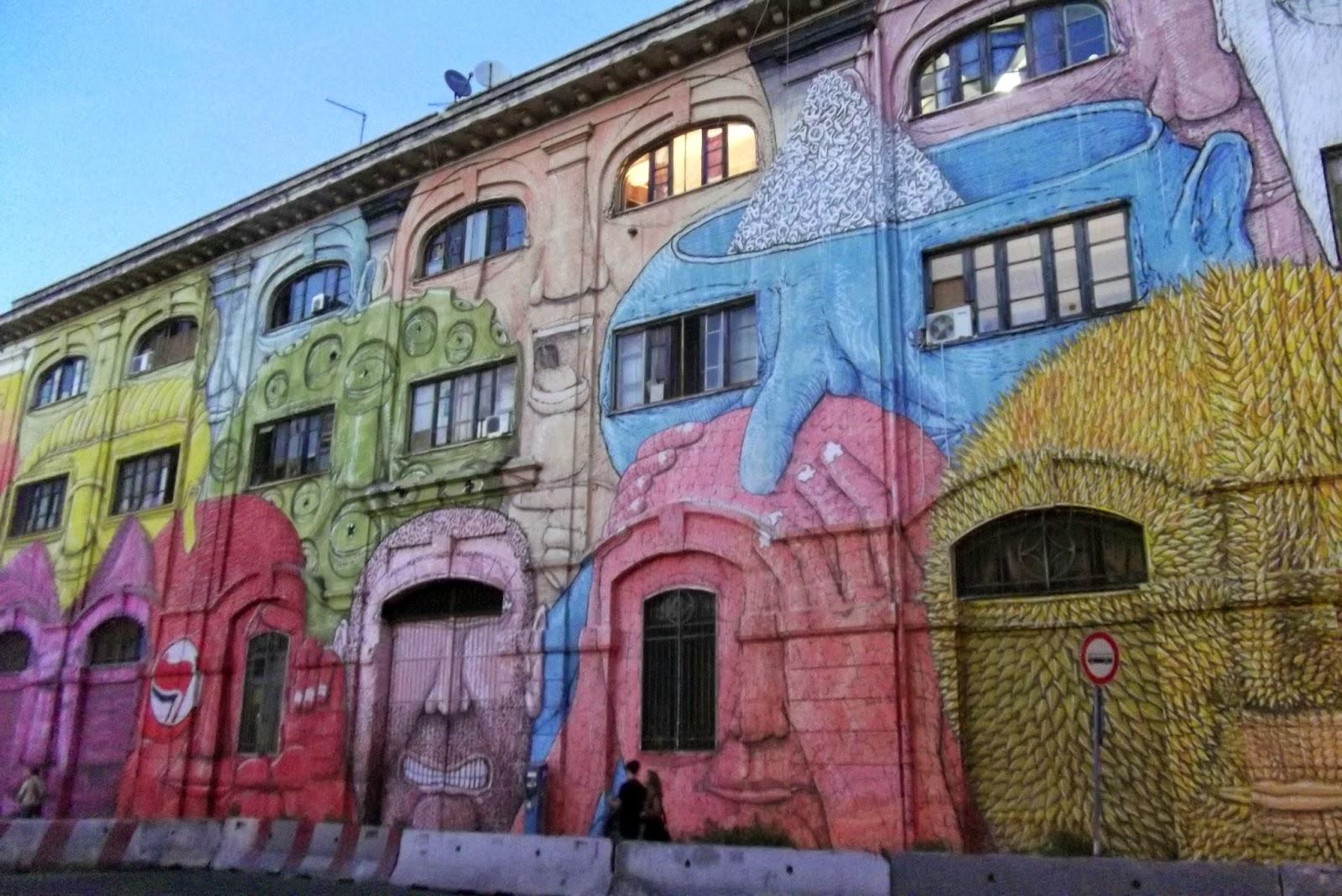 ROMA STREET ART, TESTACCIO