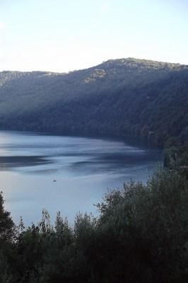 castel gandolfo lac