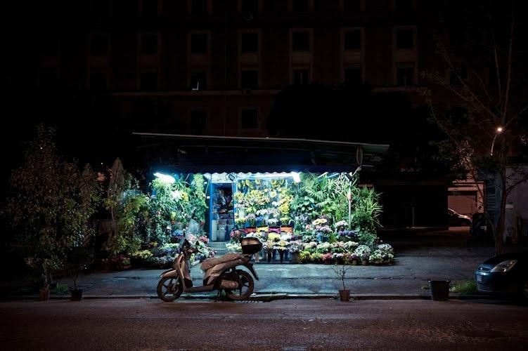 Rome : un mystère fleuri