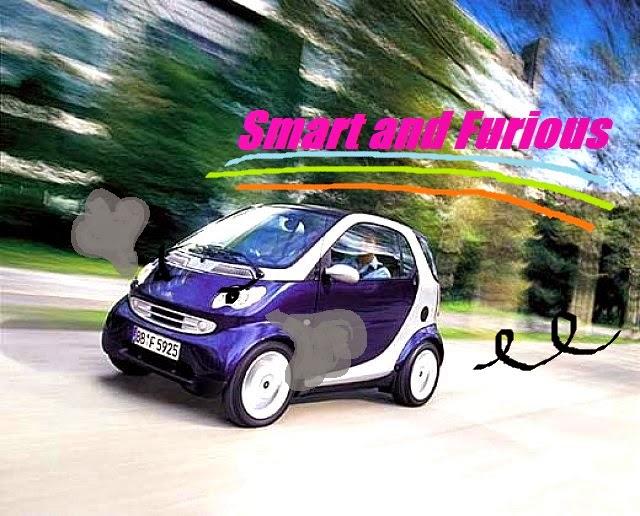 Smart and furious : conduire en Italie
