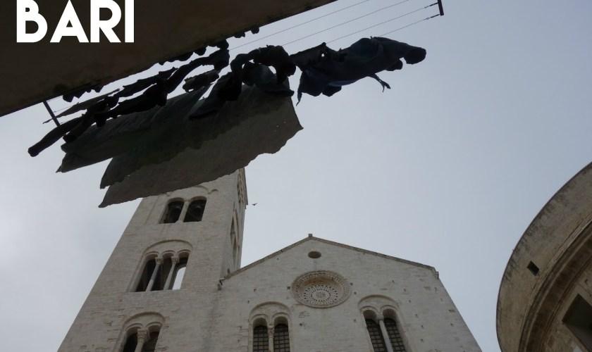 Les Pouilles #2 Visiter Bari ?