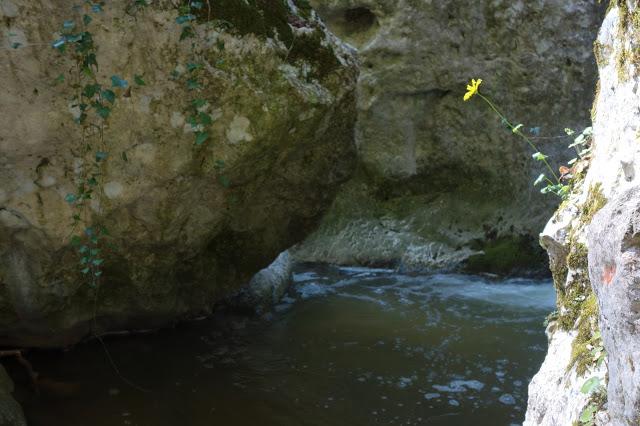 Rando en Abruzzo : Les antiques marchaient dans les fleuves