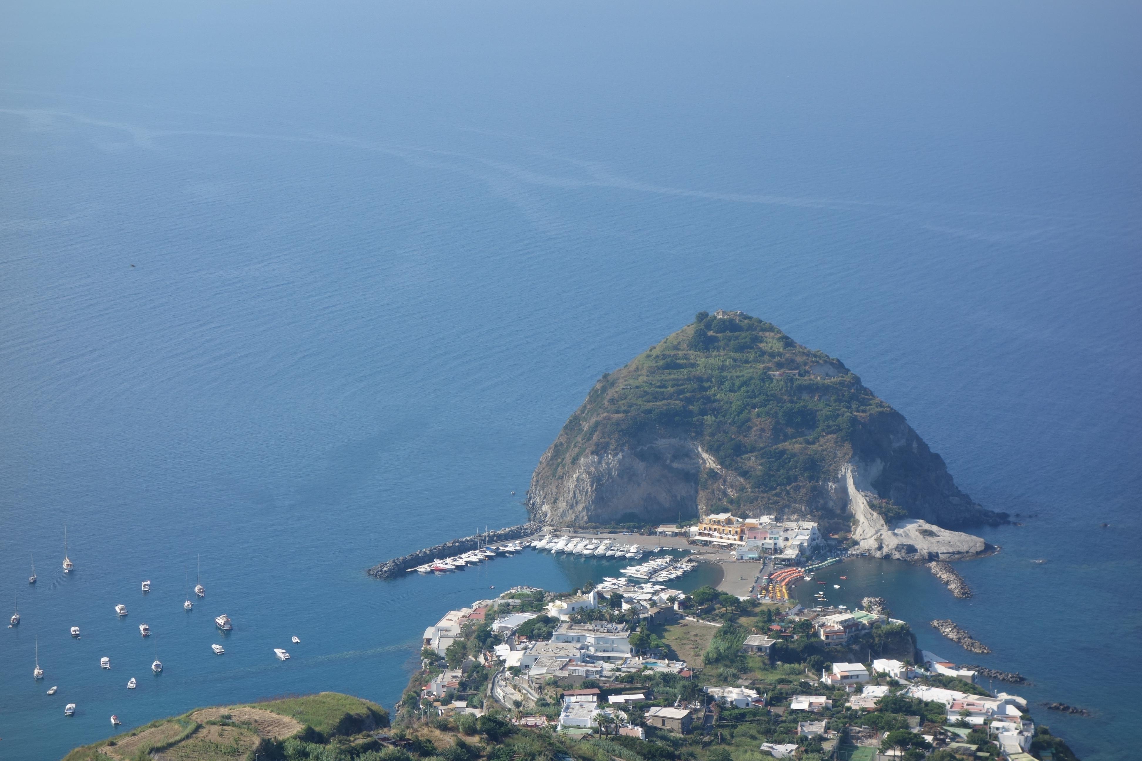 Visiter Ischia quand on n'a pas d'argent