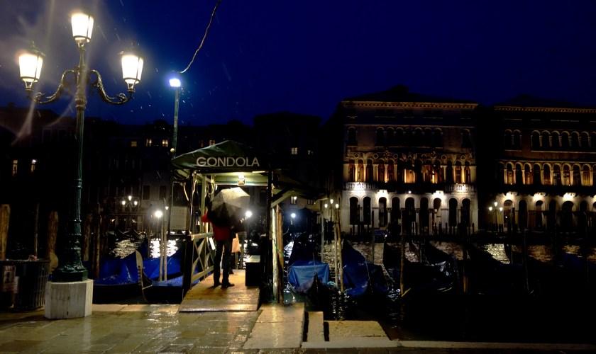 Une soirée à Venise