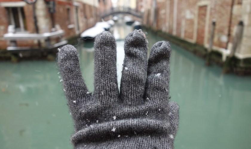 Venise en blanc