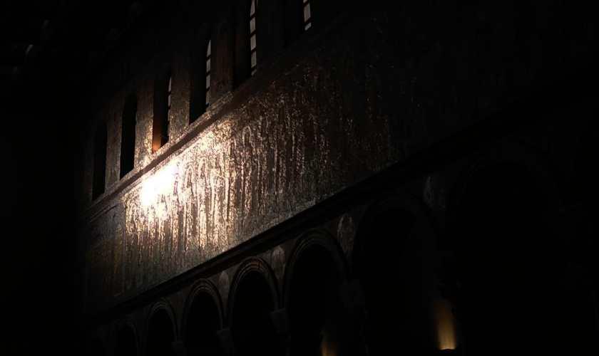 Dans les ors de Ravenne