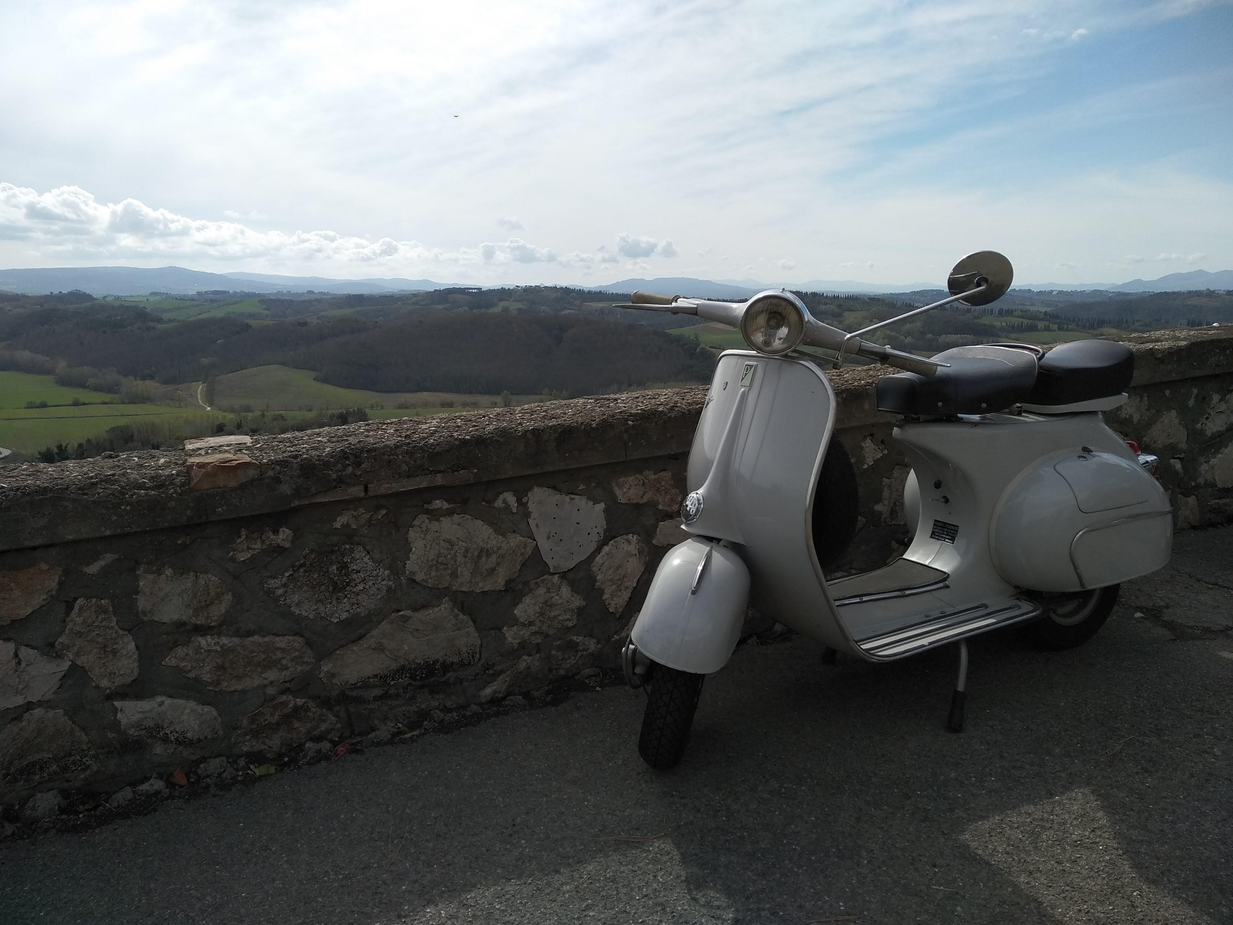 Itinéraire bis en Toscane : insolite Valdera