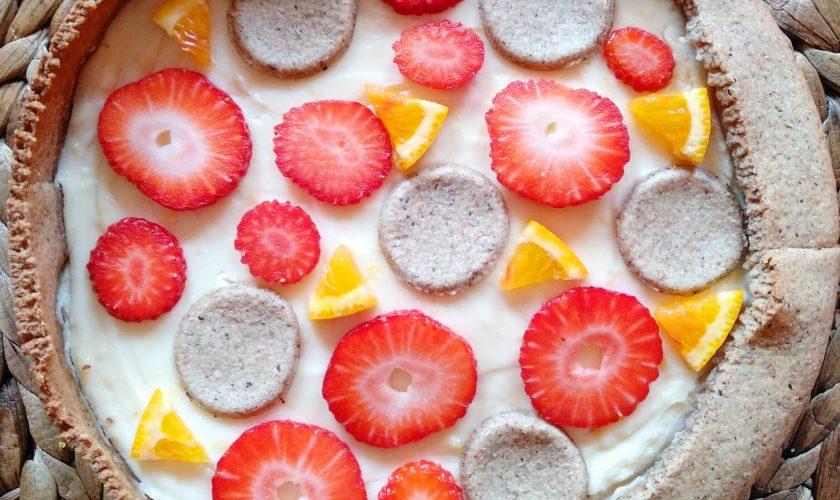Recettes confinées #2 – La crostata à pois