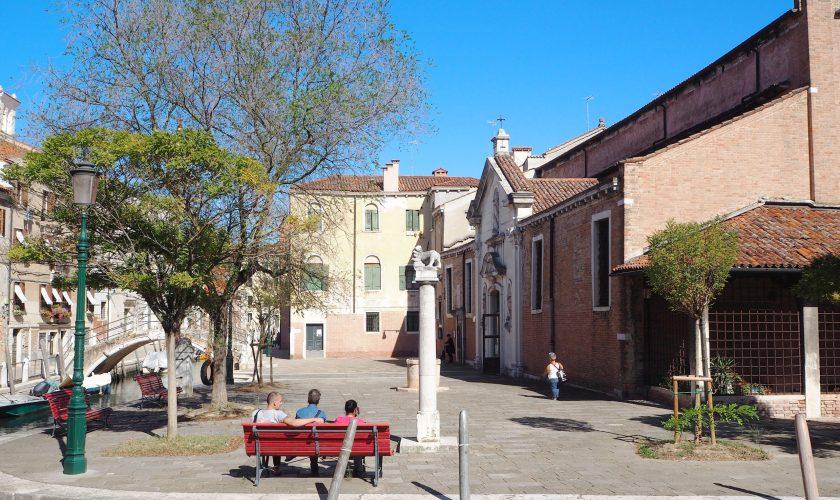 Promenades à Venise #1, San Nicolò dei Mendicoli